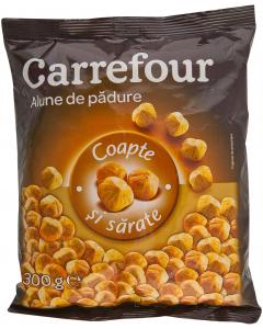 Alune de padure Carrefour 300g