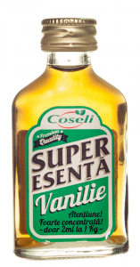 Super esenta vanilie Coseli 20ml