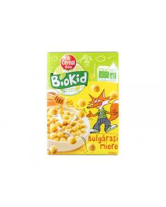 Bulgarasi bio cu miere BioKid 250g