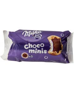 Biscuiti cu crema de lapte Milka 37.5g