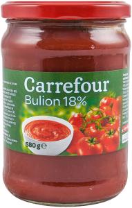 Bulion Carrefour 580g