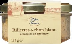 Pate de ton alb Reflets de France 125g