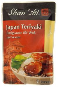 Sos aromatic Shan'shi Japan Teriyaki 120g