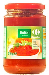 Bulion Carrefour 310g
