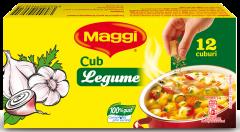 Cub Legume Maggi 120g