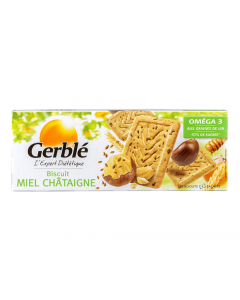 Biscuiti Castane-In Gerble 200g
