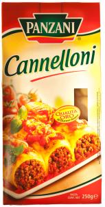 Paste alimentare Panzani Cannelloni 250g