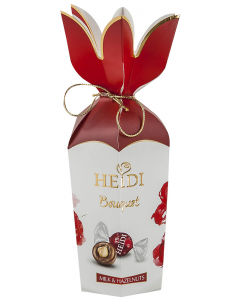 Praline din ciocolata cu alune Heidi Bouquet 120g