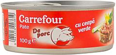 Pate de porc Carrefour 100g