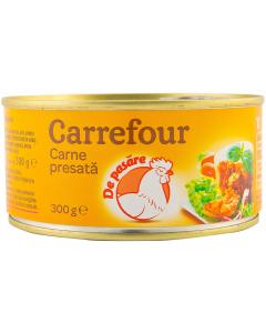 Carne presata de pasare Carrefour 300g