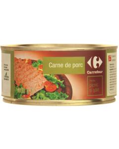 Conserva carne de porc Carrefour 300g