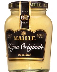 Mustar fin Dijon Maille 215g