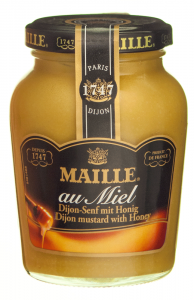 Mustar Dijon cu miere Maille 230g