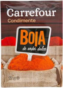 Boia de ardei dulce Carrefour 17g