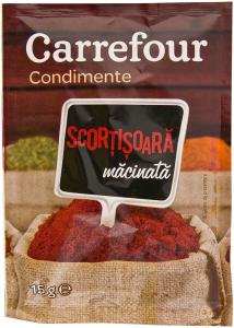 Condimente Scortisoara macinata Carrefour 15g