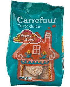 Turta dulce Carrefour 150g