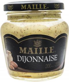 Crema maioneza cu mustar Dijon Maille 200g