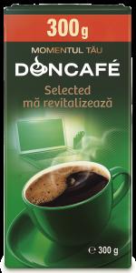 Cafea prajita si macinata Doncafe Selected 300g