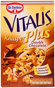 Musli extra crocant Dr. Oetker Vitalis 450g