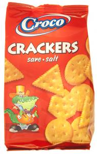 Biscuiti cu sare Croco 100g