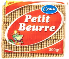 Biscuiti Croco Petit Beurre 300g