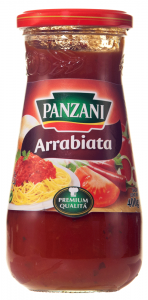 Sos arrabiata Panzani 400g