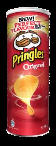 Chips sarati Pringles Original 165g