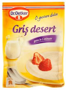 Gris desert Dr.Oetker 95g