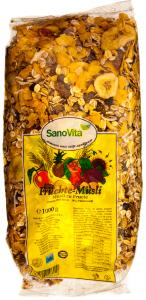 Musli cu fructe SanoVita 1kg