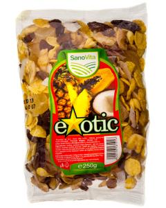 Cereale musli SanoVita Exotic 250g
