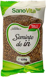 Seminte de in SanoVIta 125g