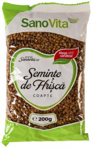 Seminte de hrisca coapte SanoVita 200g