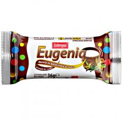 Biscuiti cu lapte si vanilie Eugenia 36g