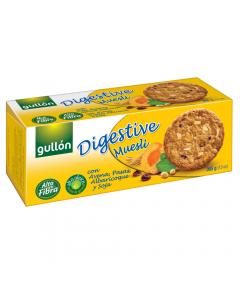 Biscuiti digestivi cu musli Gullon 365g