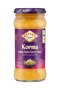 Sos Korma curry indian Patak's 350g