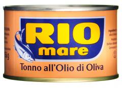 Ton in ulei de masline Rio Mare 240g