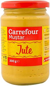Mustar iute Carrefour 300g
