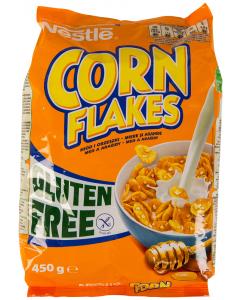Corn Flakes cu miere si arahide Nestle 450G