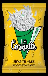 Seminte albe usor sarate LaCornette 90g