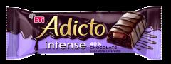 Prajitura cu crema si glazura ciocolata Adicto 35g