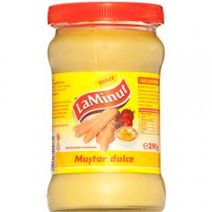 Mustar dulce La Minut 290g