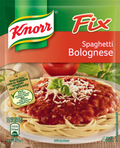 Fix Spaghetti Bolognese Knorr 44g