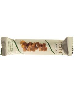 Baton de ciocolata cu alune de padure Heidi 42g