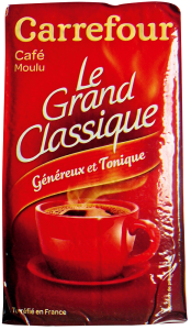 Cafea grand clasique Carrefour 250g