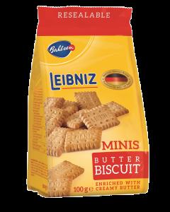 Biscuiti cu unt Leibniz Minis butter biscuits 100g