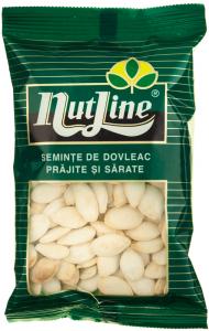 Seminte de dovleac prajite si sarate Nutline 100g