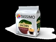 Tassimo Jacobs Café Crema 104g, 16 capsule