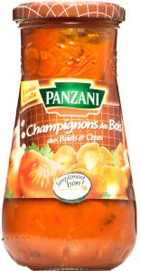 Sos cu ciuperci de padure Panzani 425g