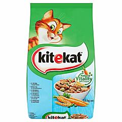 Hrana uscata cu ton pentru pisici adulte KiteKat 1.8kg