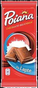 Ciocolata cu lapte Poiana 90g